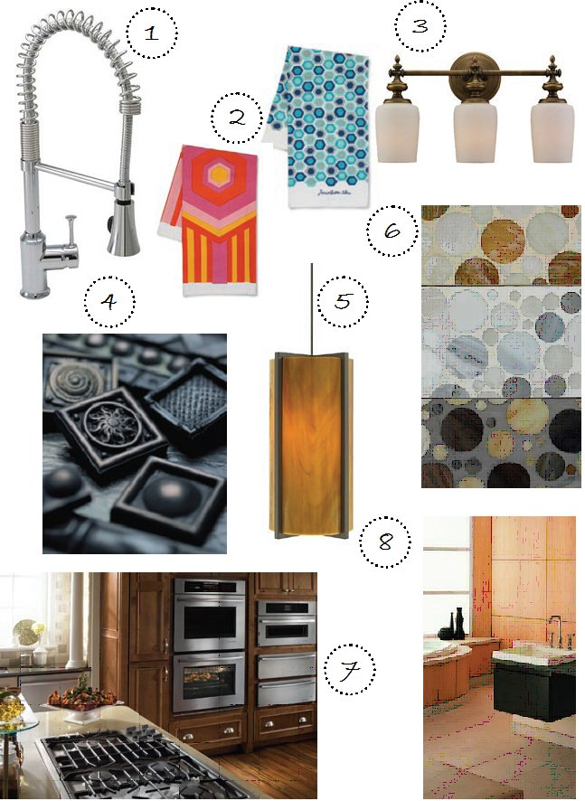 Kitchen and bath essentials for the home for Essential kitchens and bathrooms