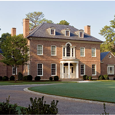 Tips for choosing an architect from southern accents for New build georgian style houses